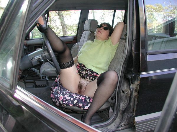 Voyeur exhibitionist wife spouse mom