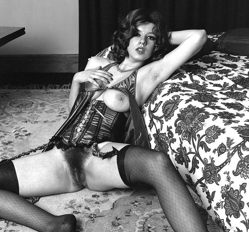 Photos vintage de chattes poilues et femmes velues